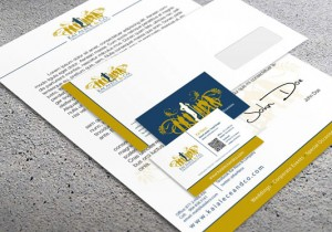 Corporate Identity: Wedding and Business Events Band